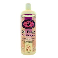 De Flea Pet Shampoo