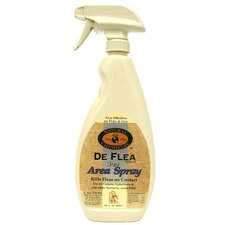 De Flea Pet Area Spray