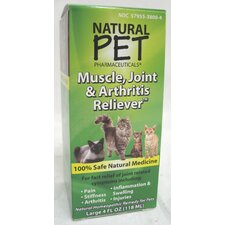 Joint, Muscle, and Arthritis Relief for Cats