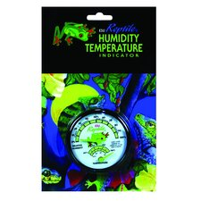 Humidity Gauge Temperature Dial