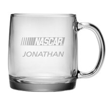 Nascar Logo 13 oz. Coffee Mug with Personalization