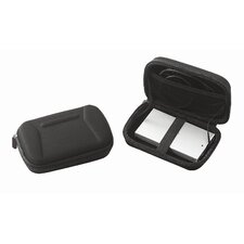 Molded Gadget Case in Black