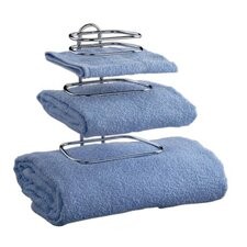 Two Guest Towel Holder