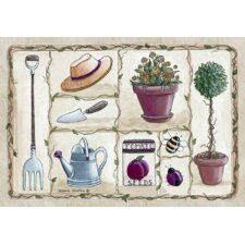 Home Accents Gardening Novelty Rug