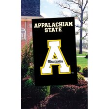 NCAA Appliqué House Flag