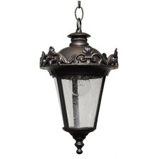 Parisian PE3900 Series 1 Light Hanging Lantern