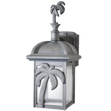 Americana Palm Tree Series Wall Lantern