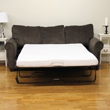 "4.5"" Memory Foam Sofa Mattress"