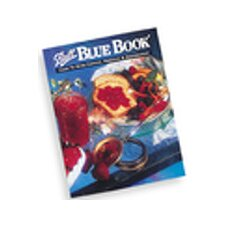 Blue Book on Preserving Foods