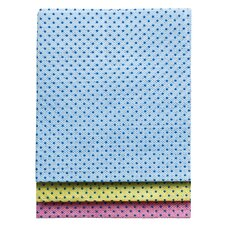 2-in-1 Scrubbing Bubbles Wipe (Set of 3)