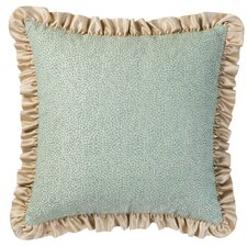 Fortune Synthetic Square Pillow