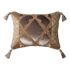 Legacy Synthetic Pillow with Braid and Tassel