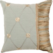 Savannah Synthetic Pillow with Braid