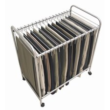 Rolling Pants Trolley