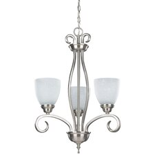 Arbour 3 Light Chandelier