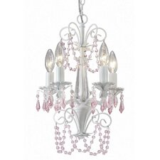 Danica 5 Light Chandelier