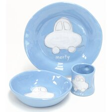 Three Piece Dish Set