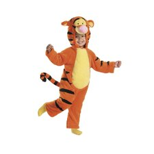 Tigger Deluxe Two-Sided Plush Jumpsuit Costume