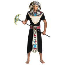 King Pharaoh Men's Costume