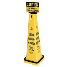 Safety Cone Accessories - lock-in sign holder