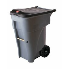 Brute® Roll Out Containers - 95 gal. rollout waste