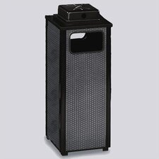 Dimension 500 Series 12 Gal. Weather Urn Ash/Trash Receptacle