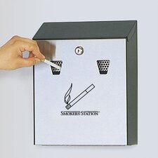 Smokers Receptacle