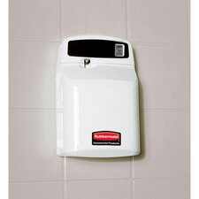 Sebreeze Programmable Plus Aerosol Odor Neutralizer Dispenser in White