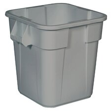 Brute Square Container without Lid - 28 Gallon