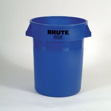 BRUTE® 32 Gallon Round Containers