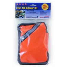 107-Piece All-Purpose First Aid Kit