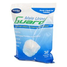 Guardian for Men Male Urine Guard, 30ct