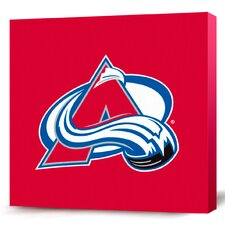 NHL Logo Premium Canvas