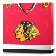 NHL Jersey Premium Canvas