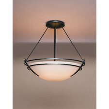 Presidio Large 3 Light Semi Flush Mount