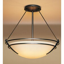 Presidio Extra Large 3 Light Semi Flush Mount