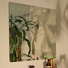 Regency Square Frameless Mirror