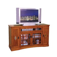 "Mission Counter Height 62"" TV Stand"