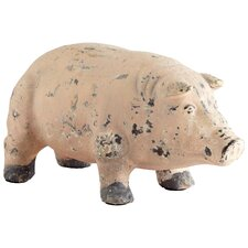 Wilbur the Pig Sculpture