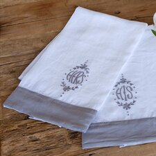 His/Hers Hand Towel (Set of 2)