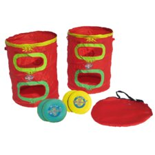 Pop-2-Play Disc Combo Golf Game Set