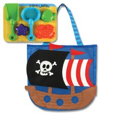 Pirate Beach Tote