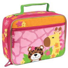 Girl Zoo Lunchbox