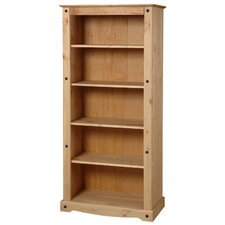 Corona Premium Tall Open Bookcase