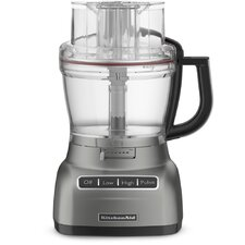 13-Cup Food Processor with Mini Bowl