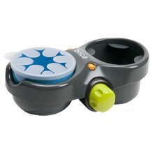 Deluxe Snack Pod Ultimate Snack and Drink Cup Holder