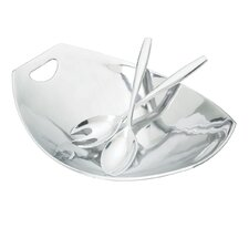 Classic Fjord 3 Piece Salad Serving Set
