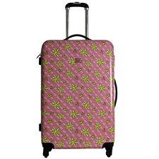"Kiss Me 25"" Hardsided Spinner Suitcase"