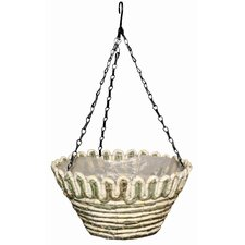 Newport Round Hanging Planter (Set of 2)