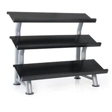 Stadium 3 Tier Flat Tray Dura Bell Rack